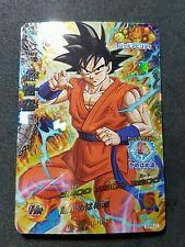 Dragon ball z carddass  dragon ball heroes card gdpb-01 goku