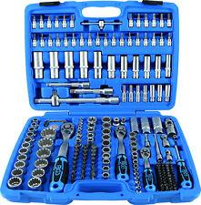 """BGS Steckschlüsselsatz Gear Lock, 1/4"""" + 3/8"""" + 1/2"""", 192-tlg. 2247"""