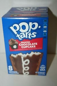 USA Kellogg's Pop Tarts Frosted Chocolate Cupcake (8 toaster pastries)