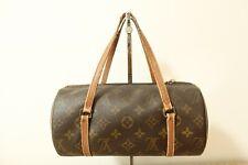Authentic Louis Vuitton Monogram Papillon tote Hand shoulder bag  #6731