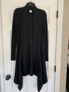 Cabi Black Cardigan XL