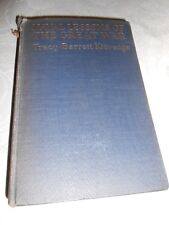 """1921 Edition """" NAVAL LESSONS OF THE GREAT WAR """""""