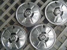 MAZDA R100 1300  HUBCAPS WHEEL COVERS CENTER CAPS POVERTY C RX2 RX3 RX4 RX5 RX7