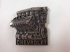 Chevrolet Indy V8 Engine Collector Lapel Pin IndyCar Series IRL Chevy GM