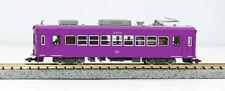"Modemo NT141 Keifuku Railway Type MOBO 101 ""Purple No.104"" (N scale)"