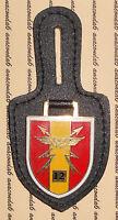 Bundeswehr Verbandsabzeichen Brustanhänger Patch siehe Bild getragen ##591
