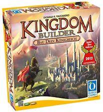 KINGDOM BUILDER QUEEN GAMES 6083 DONALD X. VACCARINO SPIEL DES JAHRES 2012