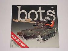 Bots - Entrüstung LP