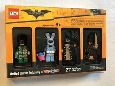 LEGO 2017 TOYS R US BRICKTOBER THE LEGO BATMAN MOVIE MINIFIGURES MISB 5004939