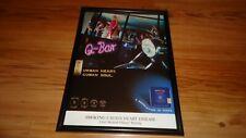 SOBRANIE CUBAN LEAF CIGARS-2000 framed original advert