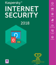 Kaspersky Internet Security 2018 1AN 1PC Multi Device