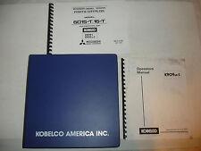 Kobelco 909 K909 K909-II 909LC-II Excavator SHOP MANUAL PARTS Catalog Service