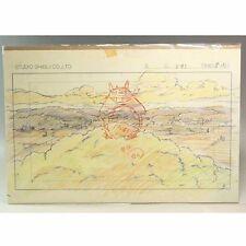 Totoro ORIGINAL Cel Replica Art Studio Ghibli Hayao Miyazaki Anime