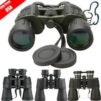 Day Night Vision Binoculars 30 x50 x60 x100 x180 Zoom Outdoor HD Telescope Much®