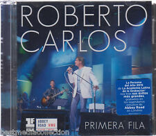 Roberto Carlos CD / DVD Primera Fila DELUXE EDITION BRAND NEW NOW SHIPPING !