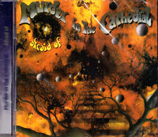 MURDER IN THE CATHEDRAL afraid of (1998/99) + 8 Bonus Tracks CD NEU OVP/Sealed
