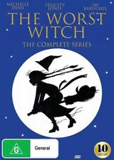 The Worst Witch: Seasons 1 - 3 NEW R4 DVD
