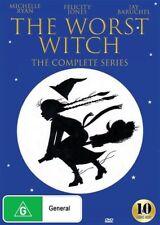 The Worst Witch : Season 1-3 (DVD, 2017, 10-Disc Set)