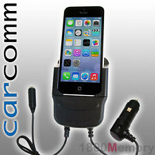 Carcomm Power Cradle for Apple iPhone 5 5S 5C SE Car Cigarette Lighter Charger