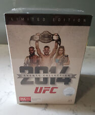 UFC 2014 Events Collection Limited Edition  (DVD x 21, 2015)