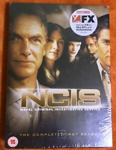 NCIS: The First Season 1 DVD (New and Sealed)