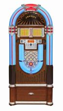 Crosley iJuke Bluetooth Deluxe Full Size Jukebox CD Radio AND Matching Stand NEW