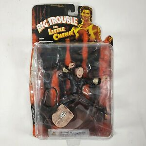 Egg Shen Big Trouble In Little China Action Figure Mirage 2002 Series One
