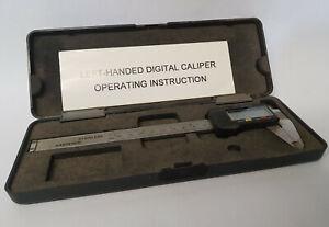 Left-Handed Digital Caliper