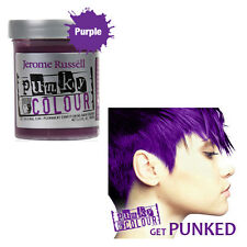 Jerome Russell Punky Colour Semi-Permanent Hair Color Purple 1448