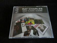 Ray Charles - Eight Classic Albums  4 cd Box Set