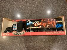 Nylint Steel 18 Wheeler Semi Truck Diet Pepsi Ray Charles Toy 370-Z Sound Machin
