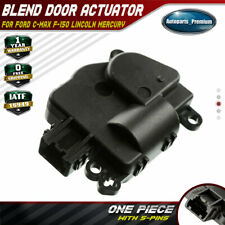 HVAC Mode Heater Blend Door Actuator for Ford F-150 Lincoln Mercury 06-18 4Pin