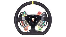 SimLine Simracing button plate / Box with Porsche GT3-R rim and gear shifters