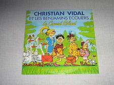 CHRISTIAN VIDAL 45 TOURS BELGIQUE LE CANARD ROLAND