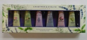 Crabtree & Evelyn London Ultra Moisturizing Hand Therapy 6-pack 0.9 Oz/each