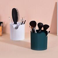 AU_ Desktop Makeup Organizer Cosmetic Storage Box Drawer Cases Brush Holder