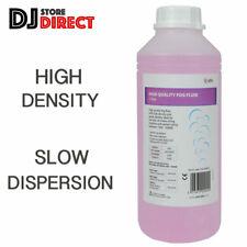 More details for qtx high quality pink fog fluid professional high density smoke machine 1 litre