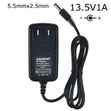 AC 110-240V Converter Adapter DC 13.5V 1A 1000mA Wall Charger Power Supply Cord