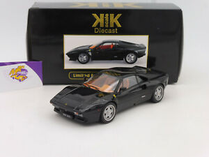 "KK-Scale KKDC180412 # Ferrari 288 GTO Baujahr 1984 "" schwarz "" 1:18 Lim.Edi.500"