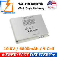 """Laptop Battery For Apple MacBook Pro 17"""" A1189 A1151 A1212 A1229 A1261 MA458 New"""