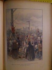 Frantz Funck-Brentano, Les Brigands, ILL. A.Paris, Hachette, 1913