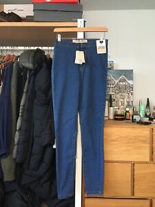Primark High Waisted Skinny Jeans 12 New With Tags
