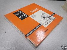 EN SUIVANT LE CRAYON DE BARBEROUSSE les dessinateurs humoristiques français 1964
