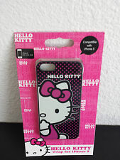 Hello Kitty Case for Apple® iPhone® 5--KT4489PBD-(NEW**FREE**BOXED**SHIPPING**)