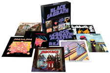 "BLACK SABBATH - THE COMPLETE ALBUMS, 1970-1978, BRAND NEW & SEALED The""RealDeal"""