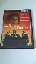 "DVD ""LOS OJOS DE LA VICTIMA"" PEGGY DUNNE RICK THOMPSON"