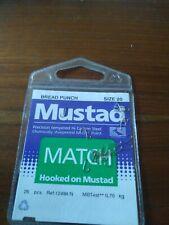 Mustad Match Hooks .Size 20