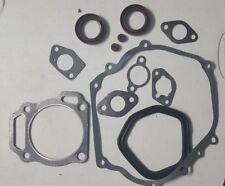 Honda Engine GX 340 11 HP GX390 13 HP Gasket Set W/ Valve & Oil Seals