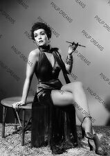 Vintage Jane Wyman Art Print of Legendary Movies Star from Let's Do it Again
