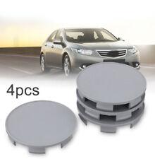 4x69/ 66mm Car Auto Wheel Center Hub Cover Cap Gray For Honda Pilot Accord Civic